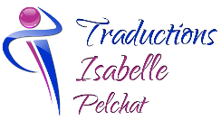 Traductions Isabelle Pelchat Logo